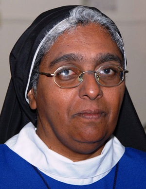 Sr. Grace Ramlakhan, Community Leader, Principal, Penal Rock Road R.C