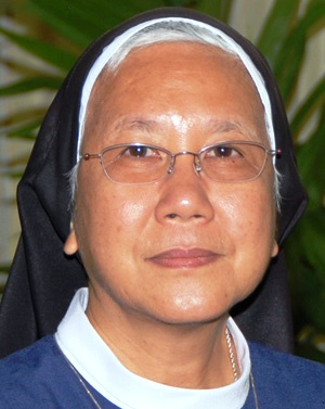 Sr. Mary Jean Ayow, Teacher, Providence Girls, Port of Spain