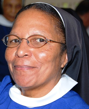 Sr. Odette Wharfe, Assistant Community Leader
