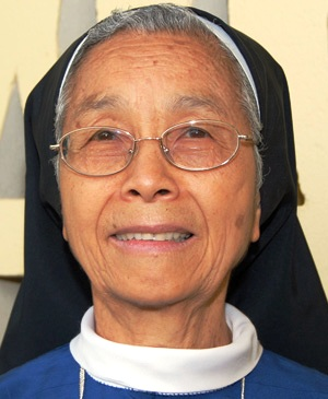 Sr. Regina Leiba, Community Leader, Retired Principal